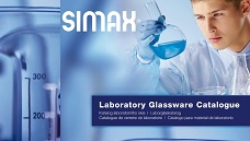 Simax laboratory glass